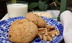 cookies de avena y chocolate. buena receta!