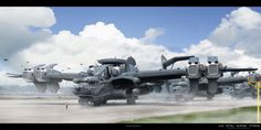 A-1 Super Titan by MackSztaba