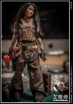 U4M9 Brigade #toy #collection www.1-6th.co.uk 13 PROJECT
