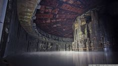 Russian military rocket factory - 30 Abandoned Places that Look Truly Beautiful