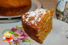 Диетический морковный кекс (диетический морковный торт)   Все о диетах