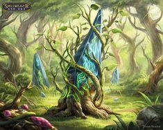 Lifeforce Totem by HappySadCorner.deviantart.com on @DeviantArt
