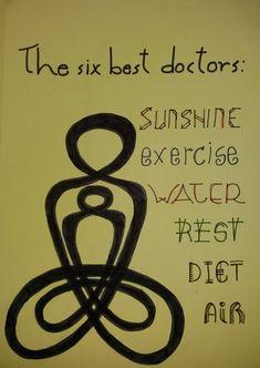 Six best doctors