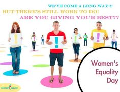Man With Quality Supports Women's Equality!   www.womenpla.net