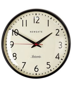 Watford Wall Clock, Newgate Clocks.