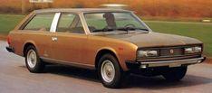 FIAT 130 Maremma, 1974 by Pininfarina