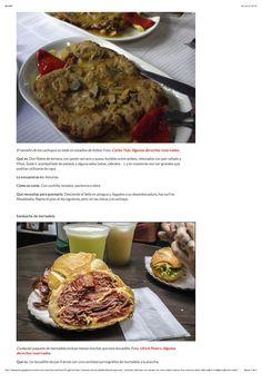 Amplía tus horizontes, obstruye tus arterias: los cinco platos típicos más calóricos, página 3. Publicado en la web de Wish Magazine, ahora inactiva.