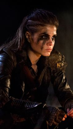 hairstyle octavia the 100 & hairstyle occasion + hairstyle oc + hairstyle octavia the 100 + hairstyle oc meme + hairstyle oc ideas + hairstyle occasion half up half down + hairstyle occhiali + hairstyle octavia The 100 Cast, The 100 Show, Girl Power Tattoo, Girl Tattoos, Avgeropoulos Marie, The 100 Poster, The 100 Characters, The 100 Clexa, Viking Hair