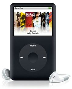 Apple's iPod Classic - I have a secondhand iPod Nano in Generation for everyday use which I just bought because it is more lightweight. But I have the iPod Classic first and it is still what I bring on long flights. Ipod Classic, Classic Video, Ipod Nano, Mp4 Player, Buy Apple, Old Models, Mac Os, Apple Products, Your Music
