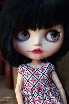 Louanne, Custom Blythe Doll no. 28
