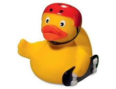 Rubber duck skateboard DR