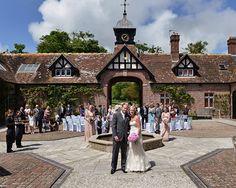 Lulworth Courtyard wedding Courtyard Wedding, Celebration, Castle, Street View, Indoor, Weddings, Park, House Styles, Beautiful