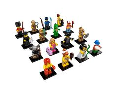 Lego Minifigures serie 5