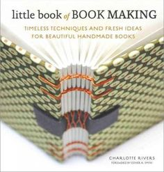 Making books by hand has never been cooler, with this inspiring guide to 30 top bookmakers working today, plus 21 tutorials for essential techniques to make your own books. Crafters, artists, writers,