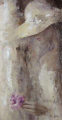 Hi Joyce, I have found a very beautiful painting for you by Alexandrina Karadjova - Acrista. Enjoy it my dear. Charlene 10.23.16