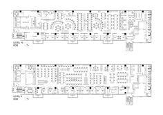 Ddb Office Advertising Agency Floor Plan