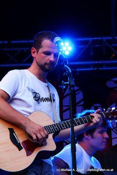 Demian LIVE - Baden in Weiß 2012 - P. Knehtl Vienna, Artists, Concert, Life, Recital, Concerts, Artist