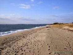 Hammonasset Beach CT where my cousins from Higganum and my family went many times.
