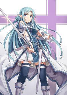 Sword Art Online || Asuna
