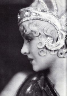 "Myrna Loy in ""Bride of the Regiment"" 1930"