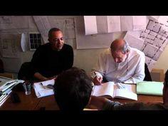 Estudos críticos Álvaro Siza - 2012