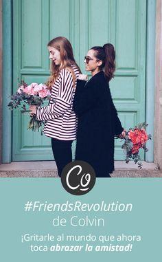 ¡Es momento de brindar por la amistad! Por aquellas amigas que siempre han estado y están ahí en todas. 👭