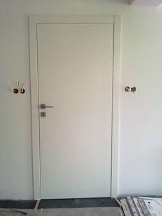 białe drzwi czarne klamki - Szukaj w Google