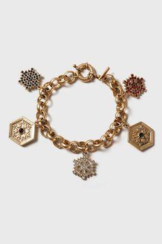 Charm Bracelet - Bags & Accessories- Topshop Europe