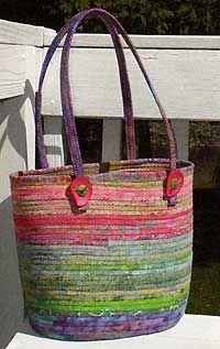 Bali Bags Tote Pattern