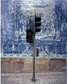 Semáforo, Lisboa - Portugal