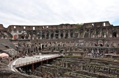 Colosseum in Rome! Absolutely Amazing!