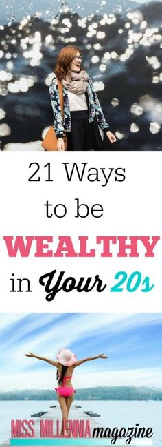 Want to be wealthy in your 20s? Read these tips you should start utilizing now if you want to be wealthy sooner than later.