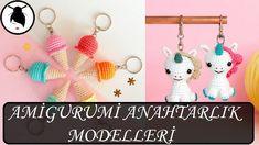 Amigurumi Anahtarlık Modelleri