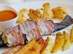 Truite à l'ardennaise Lard, 20 Min, Tuna, Picnic, Fish, Meat, Cooking, Ajouter, Provence
