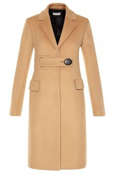 Invest in a classic camel coat and we guarantee you'll wear it forever. If you want to add a little movie-star glamour to your winter wardrobe, a camel coat is the way to do it. This warm colour suits most skin tones and is a softer alternative to black. Choose a three-quarter length, belted styl
