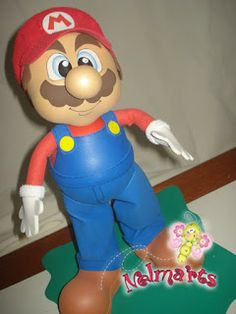 Nelma'Arts: SUPER MARIO