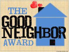 Next-Door Neighbor Quotes. QuotesGram by @quotesgram