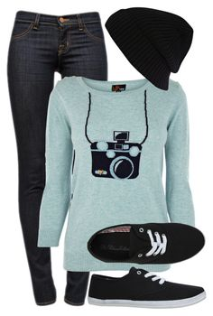 Sin título #136 by cris-cali on Polyvore featuring polyvore fashion style Oasis J Brand River Island