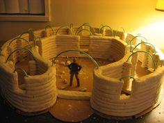 earthbag house plans   Creating Earthbag House Models
