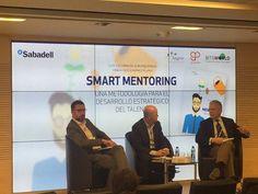 Presentación de Smart Mentoring en Barcelona. 20 de abril de 2017. Auditorio Banco Sabadell