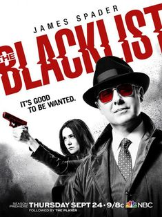 The Blacklist Season 3 Poster Featuring Megan Boone and James Spader Chicago Fire, Best Tv Shows, Favorite Tv Shows, Series Movies, Movies And Tv Shows, Limitless Tv Show, The Blacklist Tv Series, James Spader Blacklist, Megan Boone