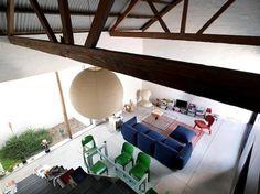 Shed-Sydney-Richard-Peters-Associates-Heidi-Dokulil-exterior-courtyard-mezzanine
