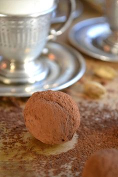 Coffee and Cardamom Truffles | The View from Great Island