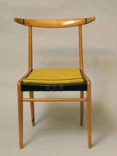 Jerzy Soltan, chair , 1954