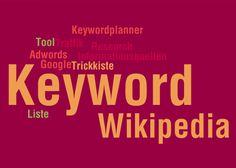 Wikipedia! Der Gedanke diese Quelle bei der Keyword-Recherche anzuzapfen ist sehr interessant und bringt in vielen Fällen mit Sicherheit einige Suchbegriffe zum Vorschein, die man sonst übersehen hätte.