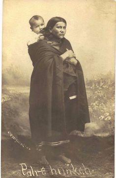 Native American Indian, Osage, Pahe Hunkah