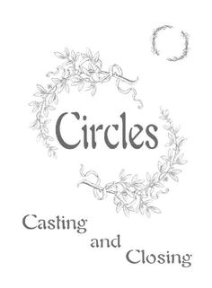 Circles title page