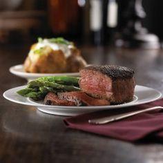 Bison Steak via Ted's Montana Grill Gluten Free Menu