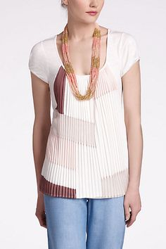 Color Swatch Tee - Anthropologie.com