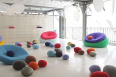 konstantin grcic l playful space Product Design, Bean Bag Chair, Design Art, Objects, Chairs, Kids Rugs, Mood, Space, Abstract